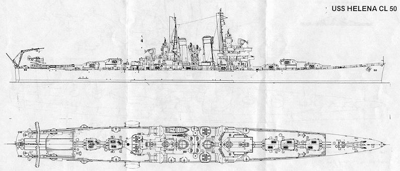 CL50 Line Drawing